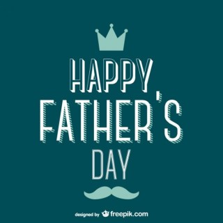 Father's Day Free Free Vector