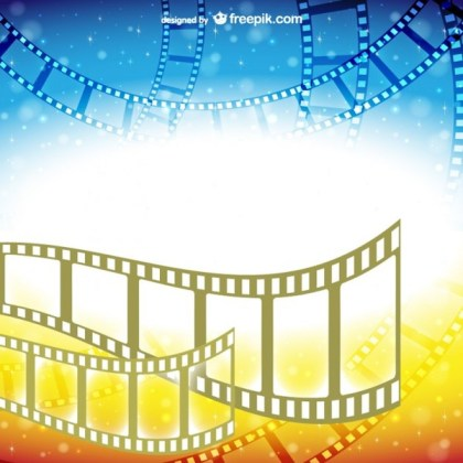 Film Background Free Vector