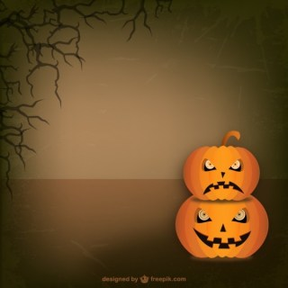 Free Halloween Pumpkin Template Free Vector