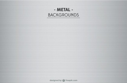 Free Metal Background Free Vector