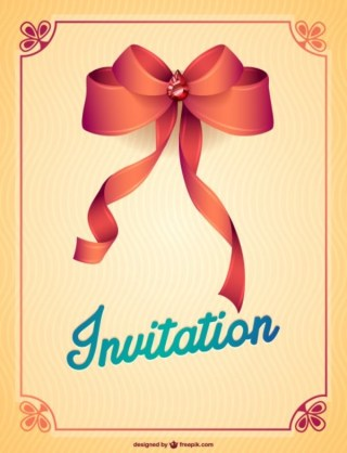 Free Party Invitation Templates Printable Free Vector