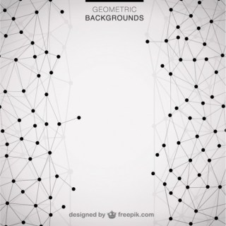 Geometric Modern Triangle Background Free Vector