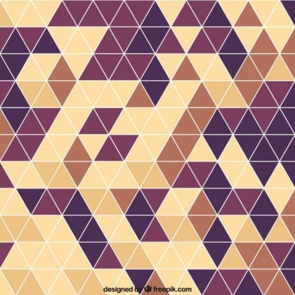 Geometrical Background in Abstract Style Free Vector