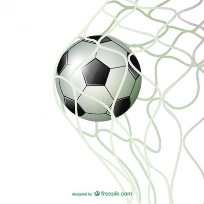 Goal Football Gate Soccer Free Vector