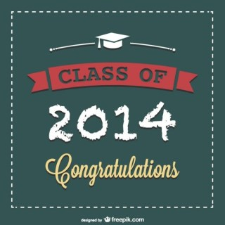 Graduation Free Poster Free Vector