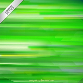 Green Stripes Background Free Vector