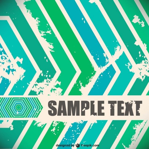 Grunge Background Template Free Vector