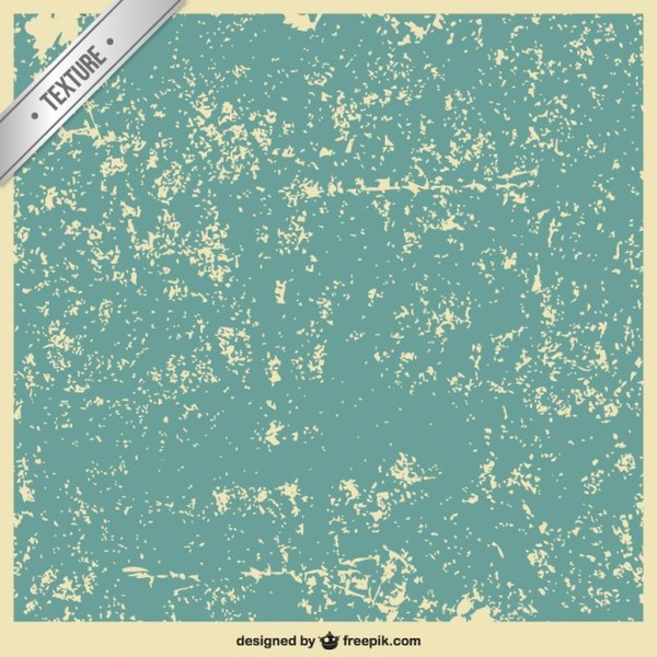 Grunge Texture in Blue Tone Free Vector