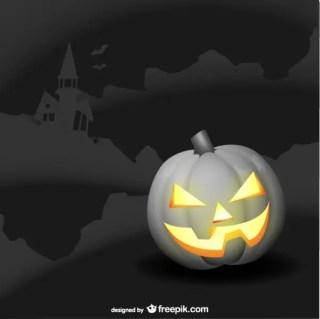Halloween Dark Background Free Vector
