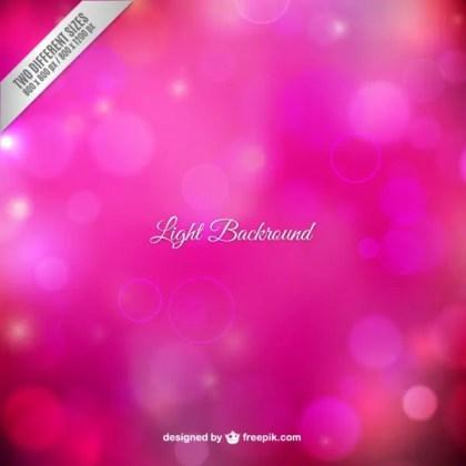 Light Background in Pink Tones Free Vector