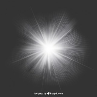 Light Rays Background Free Vector