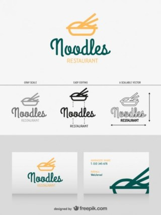 Logo Design Free Vector