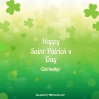 Lucky Saint Patricks Day Free Vector