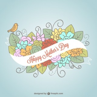 Mother's Day Free Download Free Vector