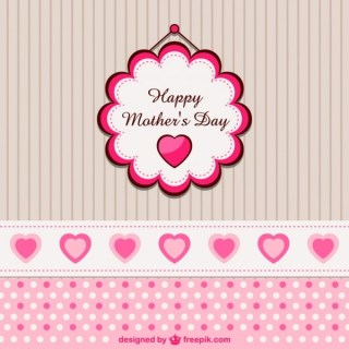 Mother's Day Free Illustration Free Vector