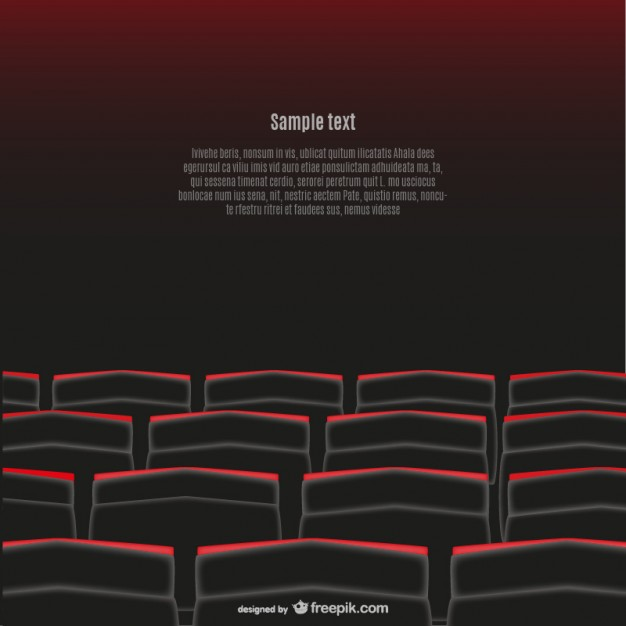 Movie Theater Free Free Vector