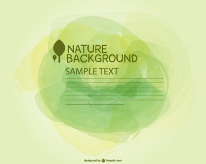 Nature Free Background Free Vector
