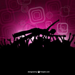 Party Template Free Vector