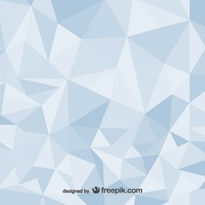 Polygonal Abstract Background Design Free Vector