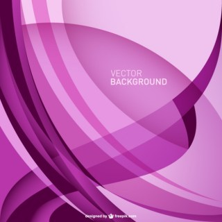 Purple Abstract Wallpaper Free Vector
