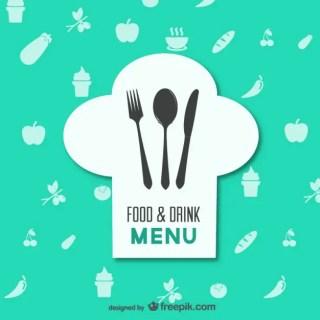 Restaurant Food Menu Free Vector
