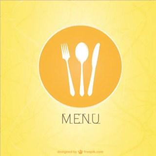 Restaurant Menu Design Free Vector