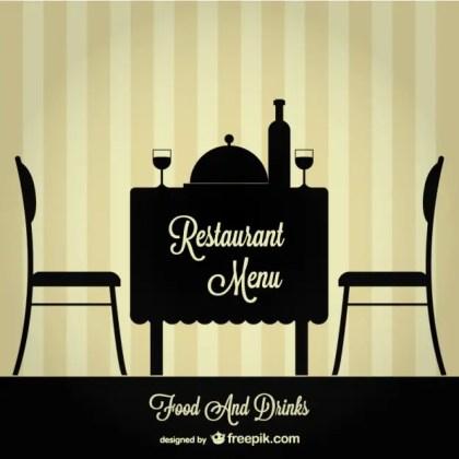 Restaurant Menu Free Illustration Free Vector