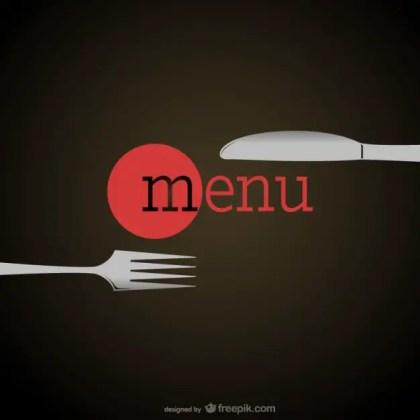 Restaurant Menu Retro Style Free Vector
