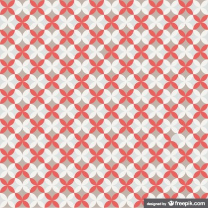 Retro Geometric Pattern Free Free Vector