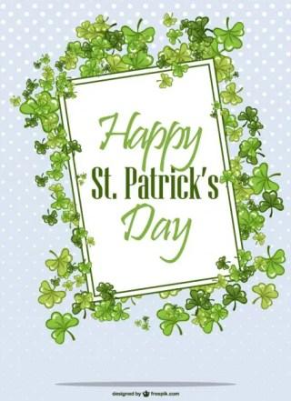 Saint Patrick's Day Free Vector