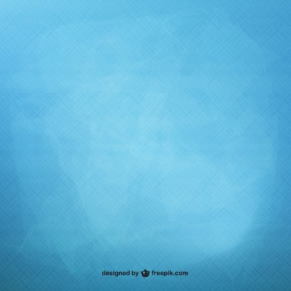 Scratched Texture in Blue Color Free Vector