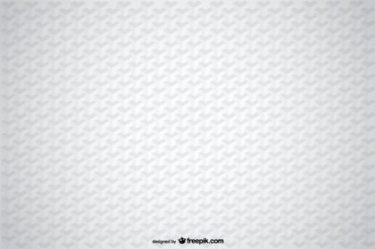 Seamless 3D Illusion Geometric Background Free Vector