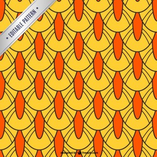 Seamless Abstract Pattern Free Vector