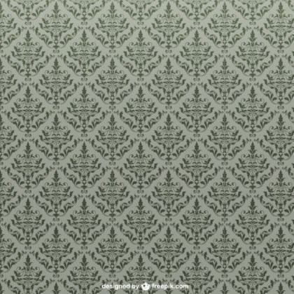 Seamless Floral Pattern Free Vector