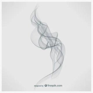 Smoke Art Free Vector