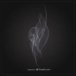 Smoke Template Free Vector