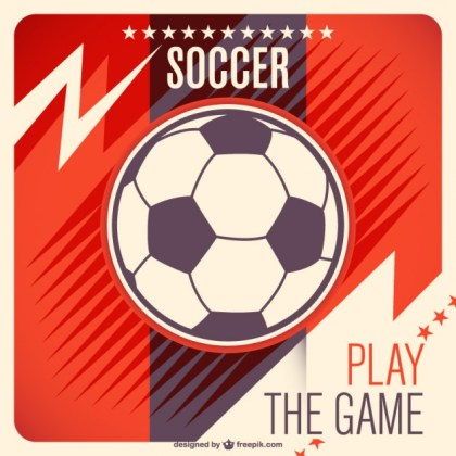 Soccer Ball Free Free Vector