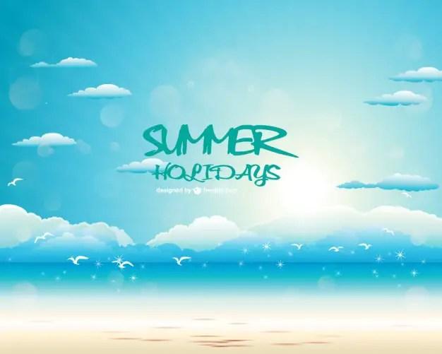 Summer Graphics Free Free Vector