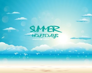 Summer Graphics Free Free Vector