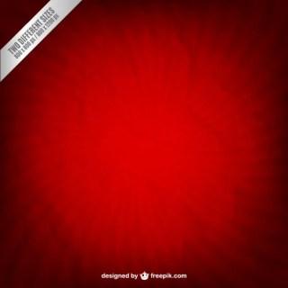 Sunburst Background in Carmine Tone Free Vector