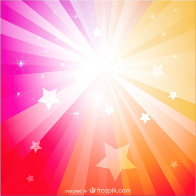 Sunlight Abstract Background Free Vector