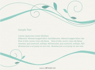 Swirly Free Background Simple Design Free Vector