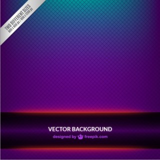 Technology Background with Squares Pattern Free Vector