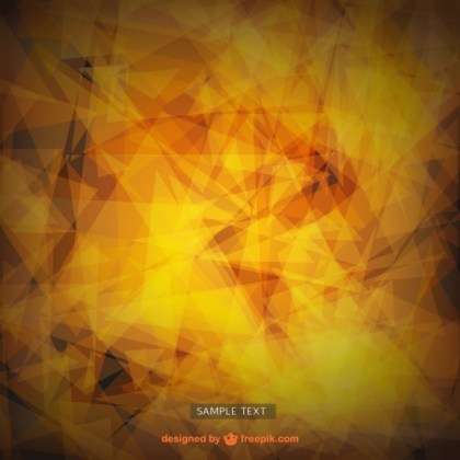 Triangles Modern Background Free Vector
