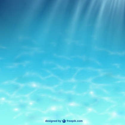 Underwater Art Free Vector