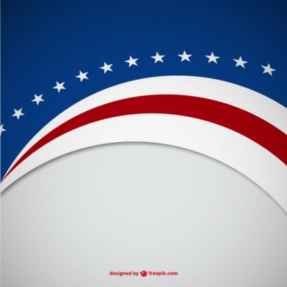 United States Free Background Free Vector