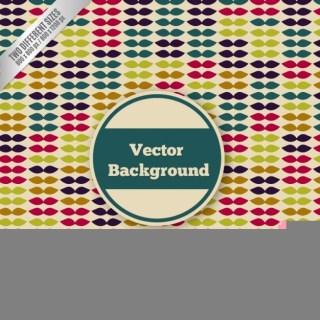 Vintage Hipster Background Free Vector