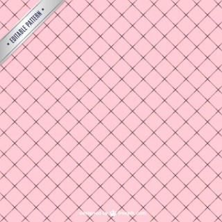 Wire Shape Seamless Pattern Free Vector