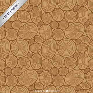 Wooden Pattern Free Vector