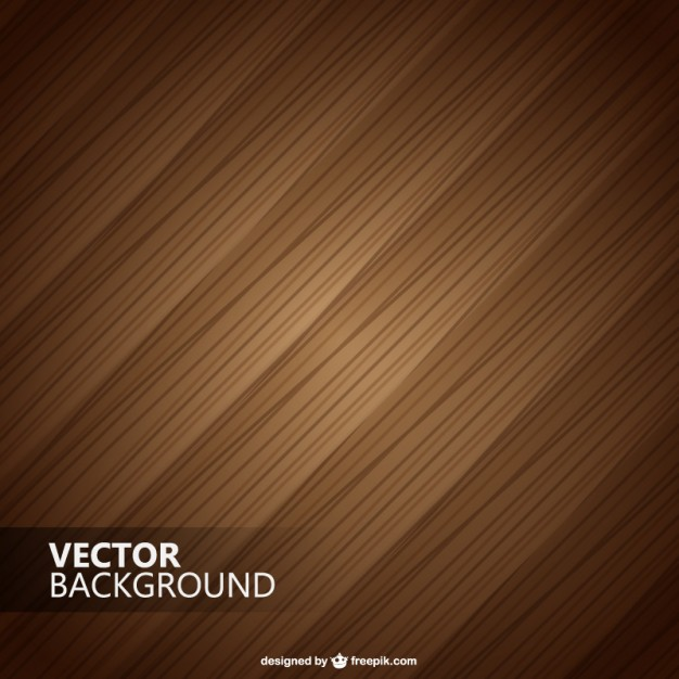 Wooden Template Layout Free Vector